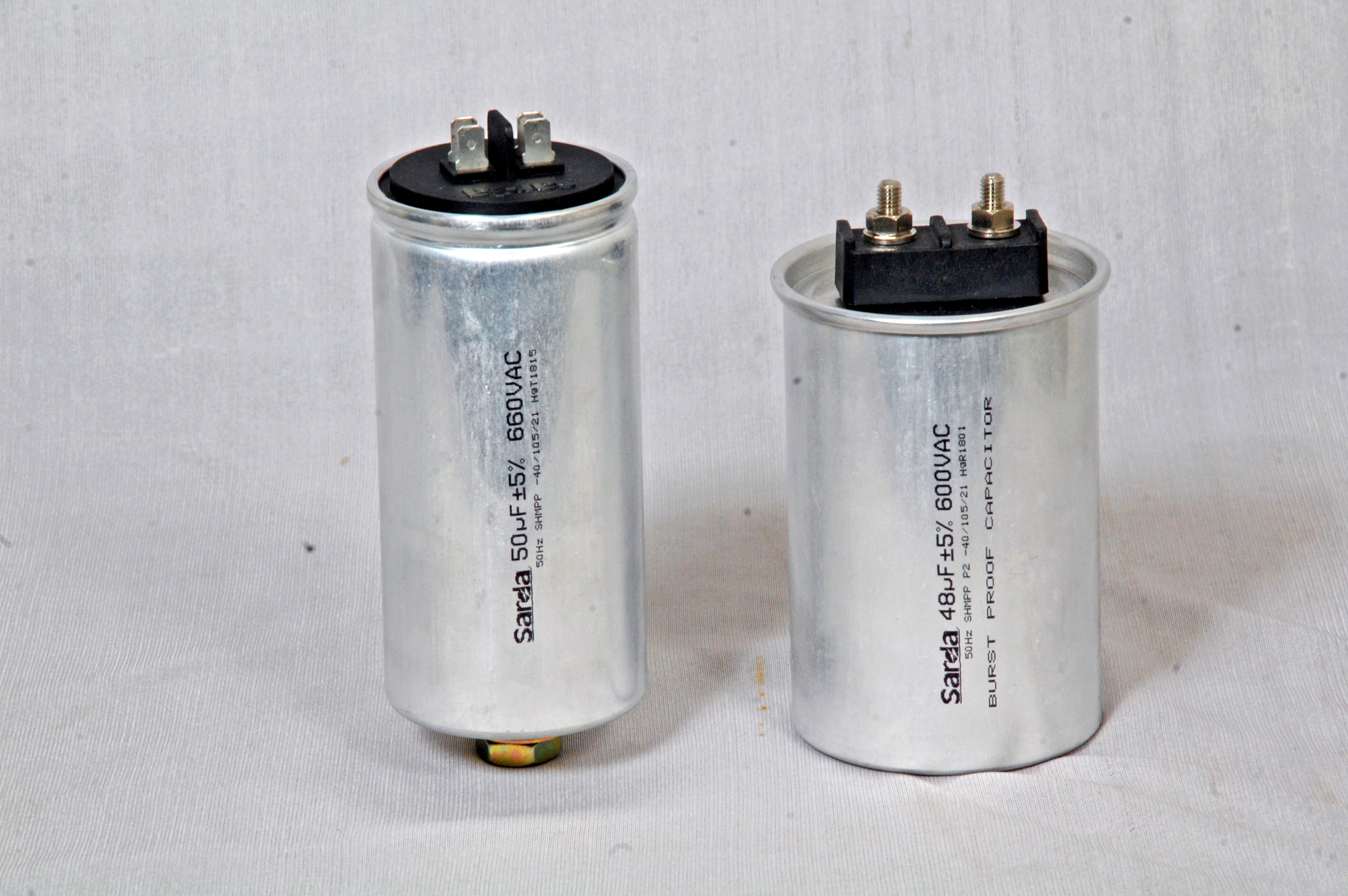 Sarda Wires Capacitor Type Fan Control Wiring These Are Special Of Capacitors Made Heavy Edge Zn Al Alloy Metallised Polypropylene Film For Handling Higher Currents And Ensuring